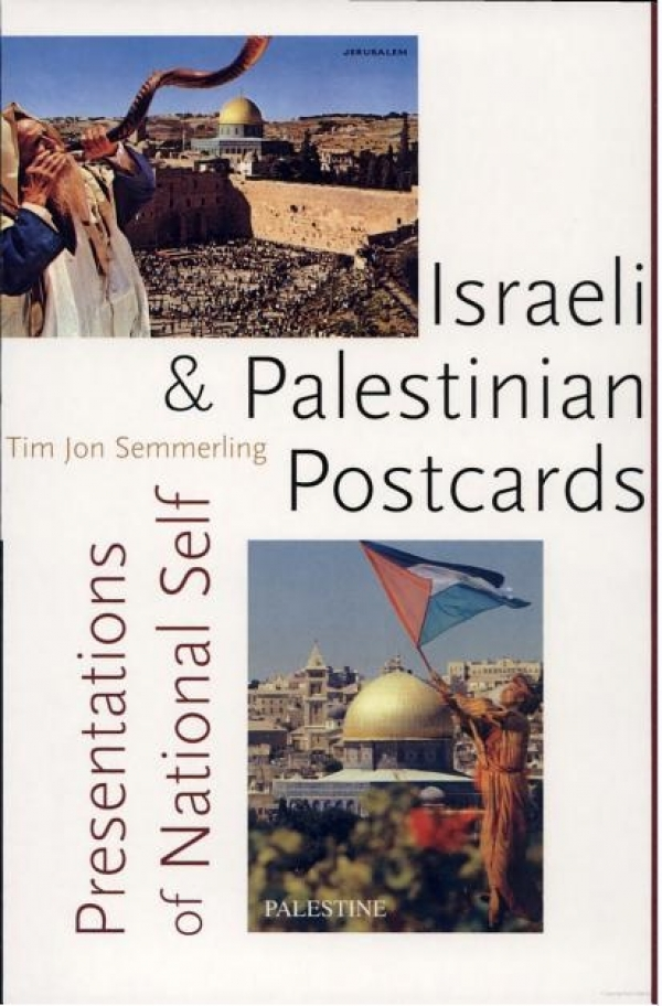 Book: Israeli and Palestinian Postcards, Presentations of National Self